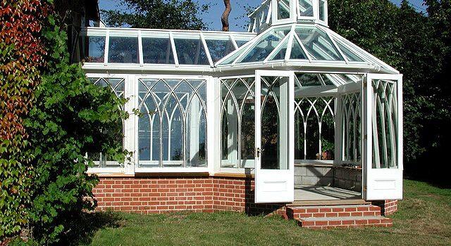 Modern Conservatory UPVC Designs