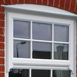 uPVC windows designs