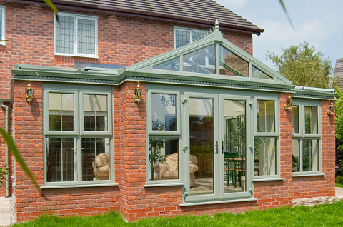 Conservatories Designed, Installed & Constructed